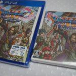 なぜ2種類買ったんだい?PS4版と3DCのドラゴンクエストXI届きました。