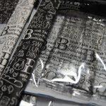 モノトーン アスペン完封箸 カフェ柄 by キャンドゥ
