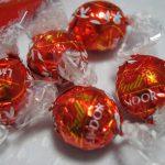クリスマスにもぴったり!おいしくて上品な味!リンツ リンドールミルクパック5P